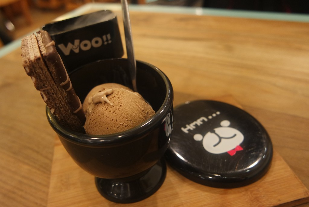 Coffee Poopy Ice Cream