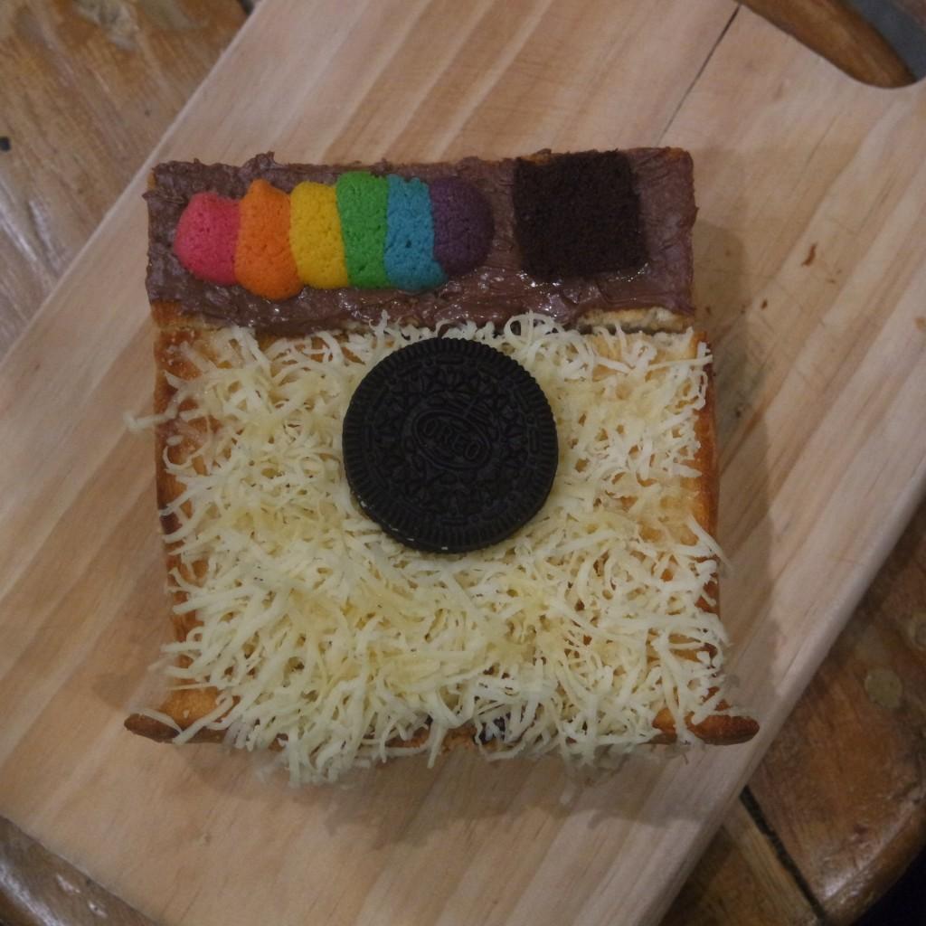 Roti Bakar Instagram