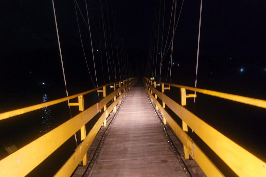 Bridge Nusa Lembongan - Nusa Penida