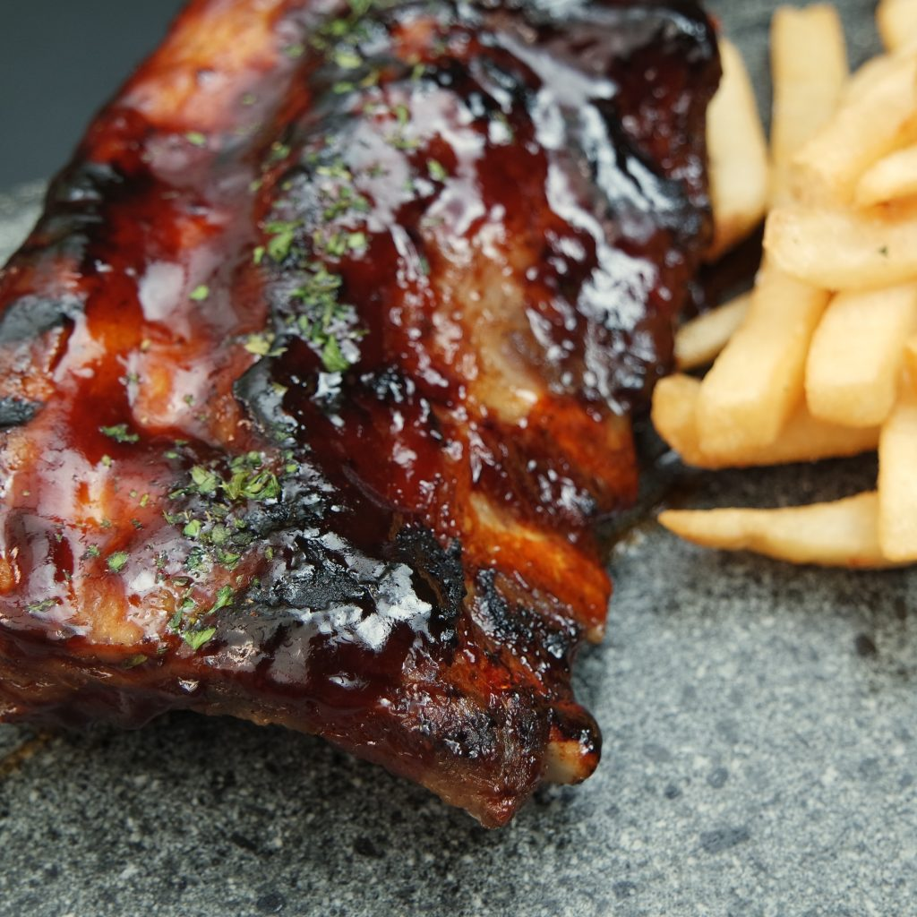Bourbon US Baby Back Ribs - 199k
