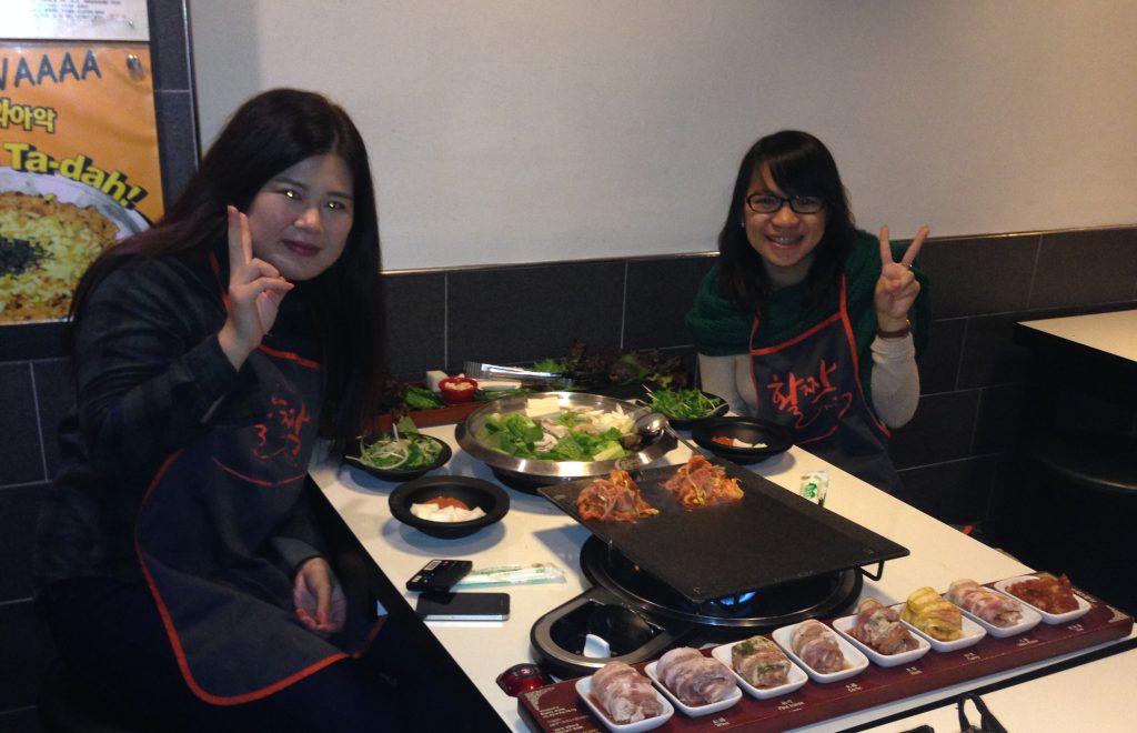 Palsaik BBQ, Seoul