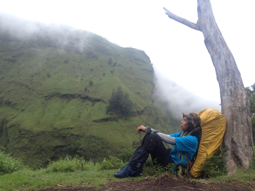 013 - view pos 2 camping ground