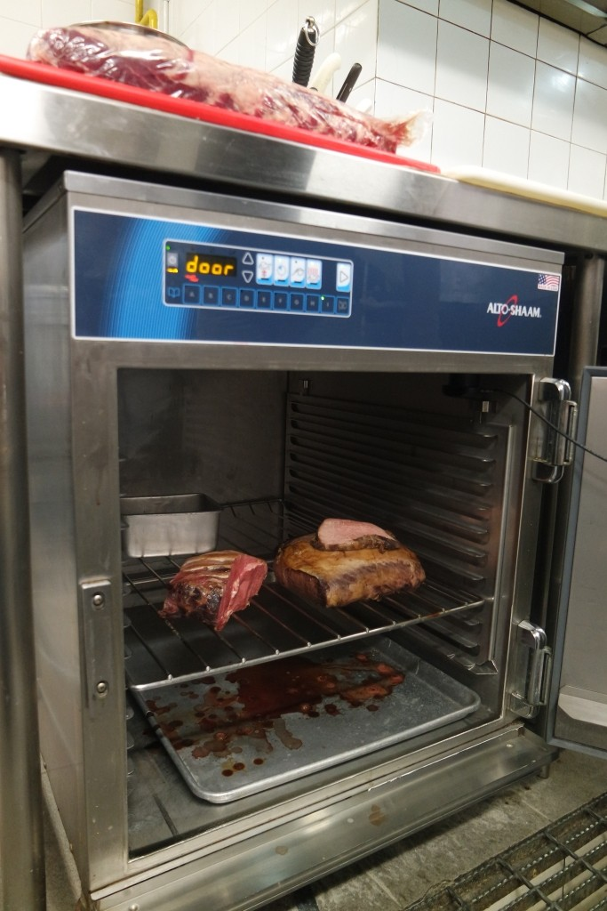 Beef in the oven
