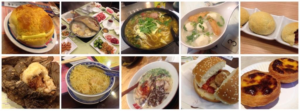 collage kuliner HK