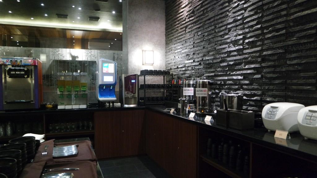 Corner of Beverages
