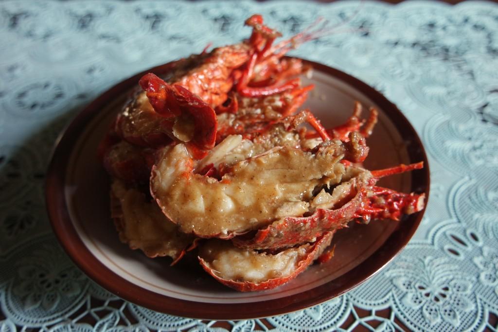 Lobster Pantai Timang