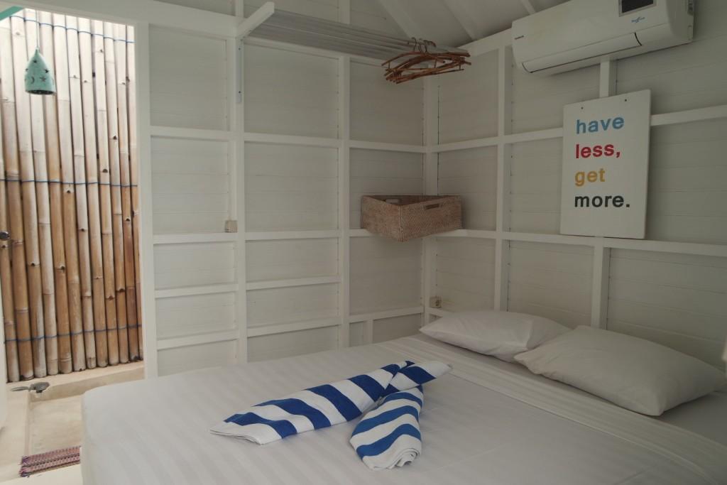 Room Inside - Le Pirate Beach Club