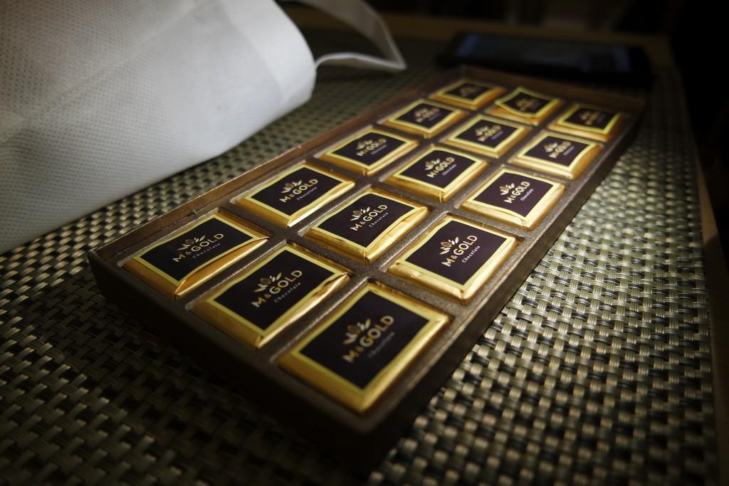 M&GOLD Chocolate