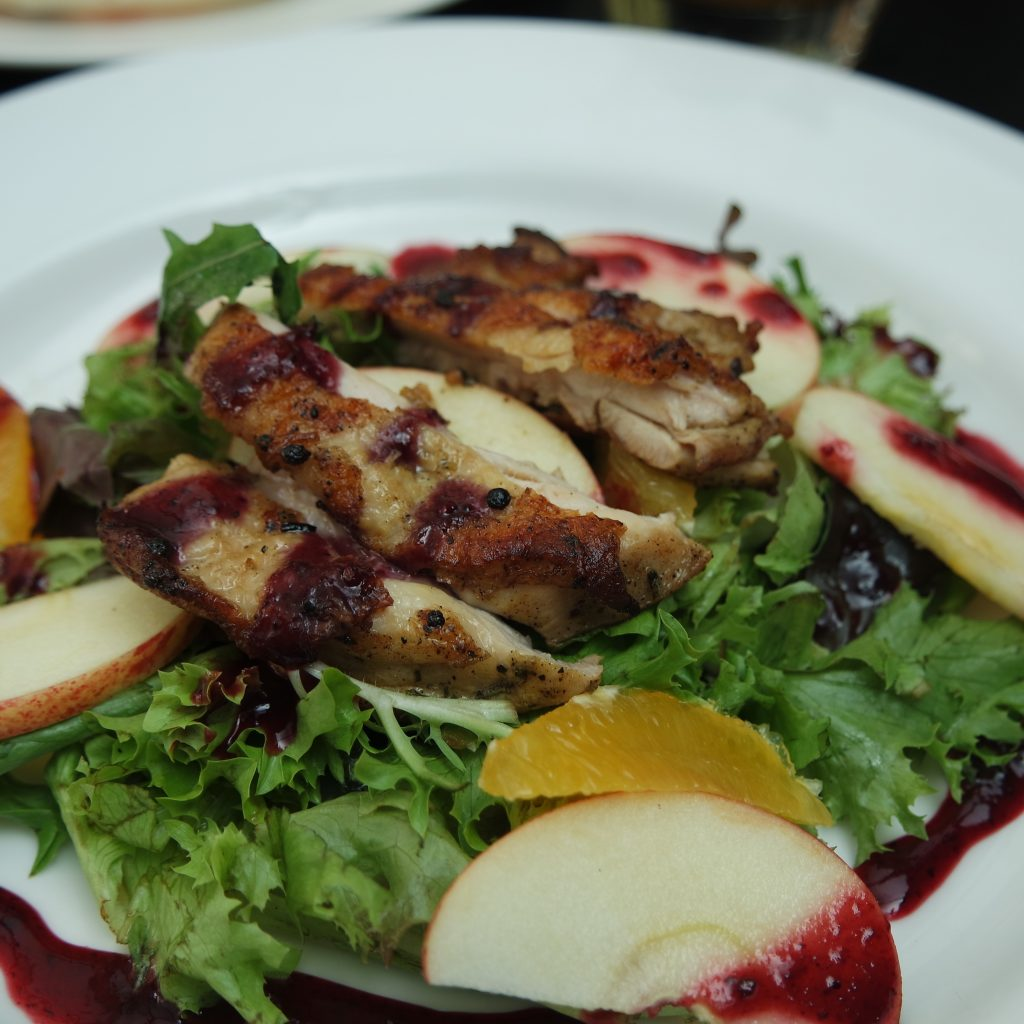 Chicken Berries Salad - 55k