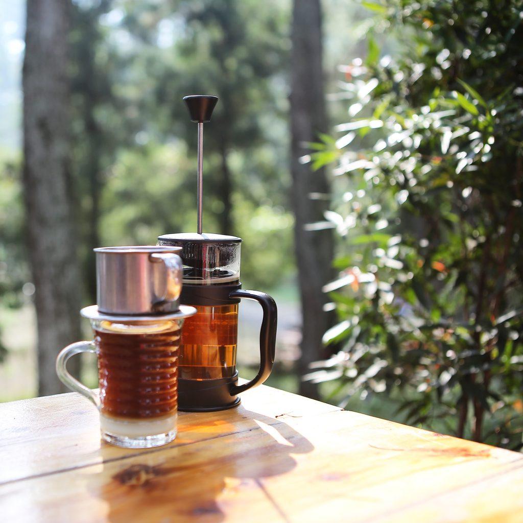 Robusta x Black Tea